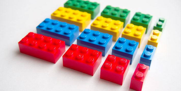 レゴ基本ピース