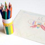 子供の色鉛筆おすすめはしまじろう色鉛筆12色